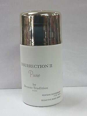 Insurrection Pure Ii Perfume Deodorant Seductive Body Spray For Men 5 Oz.