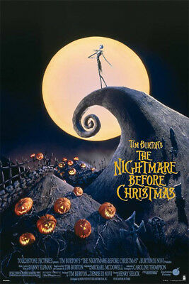 Maxi Poster 61x91.5cm -  Nightmare Before Christmas