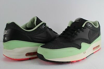 2c308dc88f1258 Nike Air Max 1 FB Yeezy Blink Black Fresh Mint Pink Flash Size 13 579920-