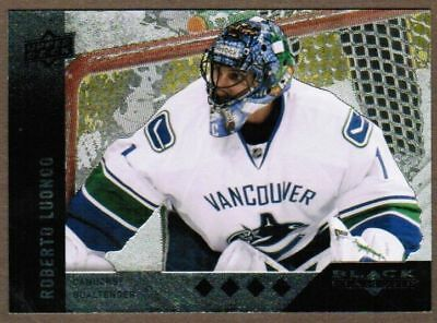 09 10 Ud Black Diamond Roberto Luongo Quad Diamond Bv 15 10 00