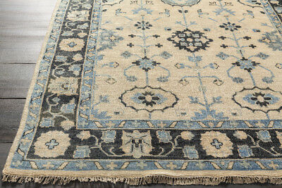"Surya Antique Hand Knotted Area Rug 5'6"" x 8'6"" ATQ1006-5686"