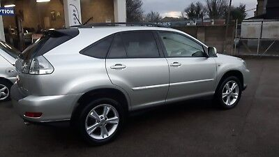2007 Lexus Rx400H Full Service History Top Of The Range Full Mot