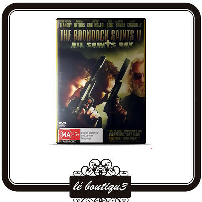 The Boondock Saints II - All Saints Day (DVD, 2010)