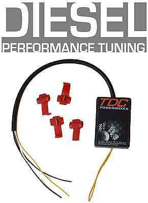 PowerBox TD-U Chiptuning for Opel Omega 2.5 TD Diesel Engine
