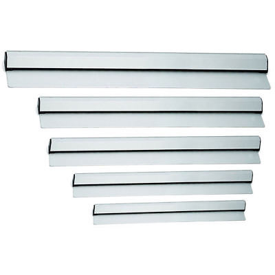 "Aluminium Tab Order Grabber 12""/18""/24""/36""/48"" Bill Holder Food Order Rack"