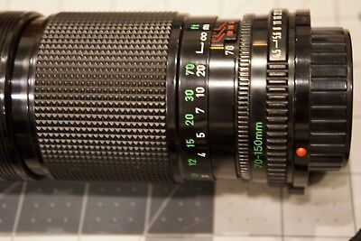 Canon camera lot AT-1 AT1 with lenses and accessories