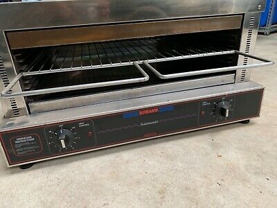 Roban Salamander Grill Very Good Condition Commercial Grade