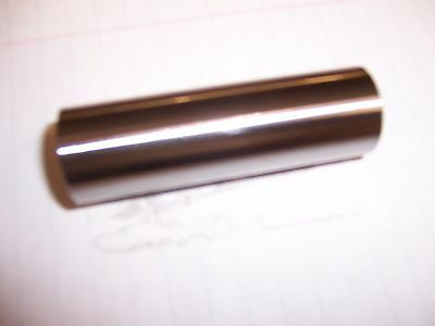 wrist pins. 927 Dia. -2.500 Long -.200 Wall    Wire LOX   Tool Steel H13