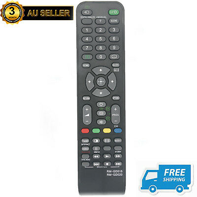 RM-GD015 RM-GD020 Replace Remote for Sony TV KDL26EX420 KDL-40EX520 KDL-46EX520