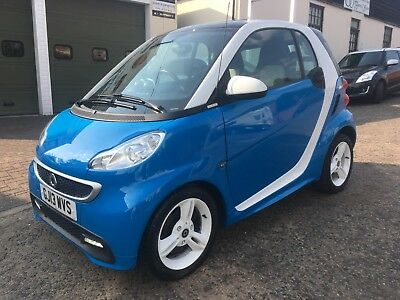 Smart Car Fortwo RARE ICESHINE edition. Only 155 of these sold in the UK!