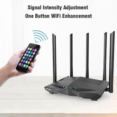 Tenda AC11 1200Mbps Wireless WiFi Router Dual Band 2.4GHz / 5GHz