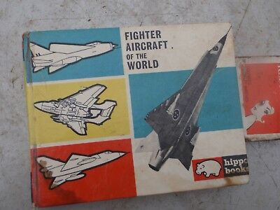 Fighter aircraft of the World illustrated,120 pages 1962
