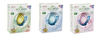 ecoegg Eco Friendly Laundry Egg Washing Detergent - 210 Washes - Linen/Spring