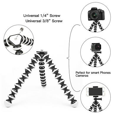 For Canon Nikon Camera Digital D Small Octopus Flexible Tripod Stand Gorillapod