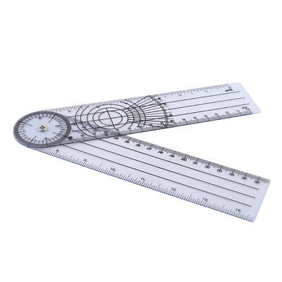 Medical Supplies Spinal Goniometer Angle Protractor Angle Ruler Accessories LH