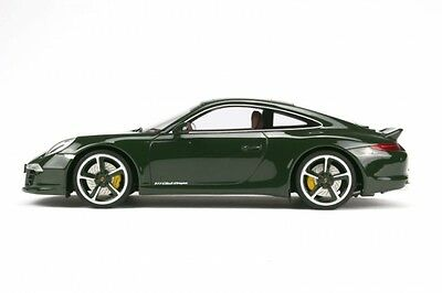 1:18 GT Spirit PORSCHE 911 Carrera S 991 Club Coupe brewster green SHIPPING FREE