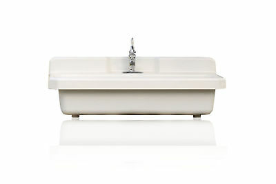 Kohler Harborview Kitchen Farm Sink Vintage Style Porcelain Wall Sink Package