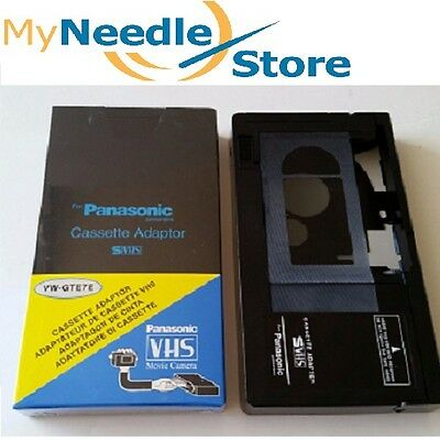 New Motorized VHS-C Cassette Adapter, Battery Operated