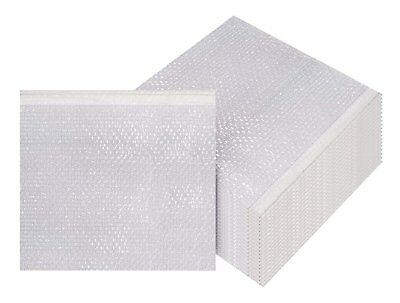Bubble Out Bags 12 x 11.5 Clear Cushioned Pouches 12 x 11 1/2 by Amiff. Pack...