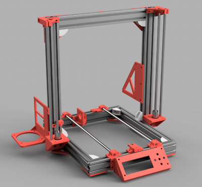 KIT AM8 pour  Imprimante 3D Anet A8 i3 Alu Anycubic