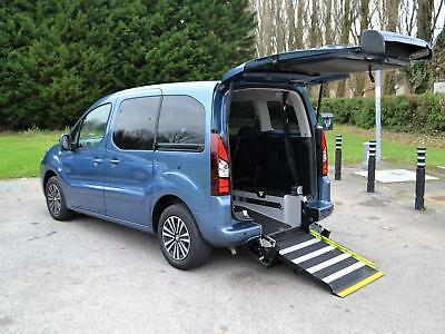 Peugeot Partner 1.6HDi Tepee S Wheelchair Accessible Vehicle WAV 2014 63