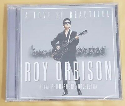 Roy Orbison and the Royal Philharmonic Orchestra : A Love So Beautiful CD NEW