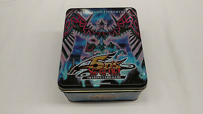 Yu-Gi-Oh! 5DS Empty Earthbound Immortals Tin