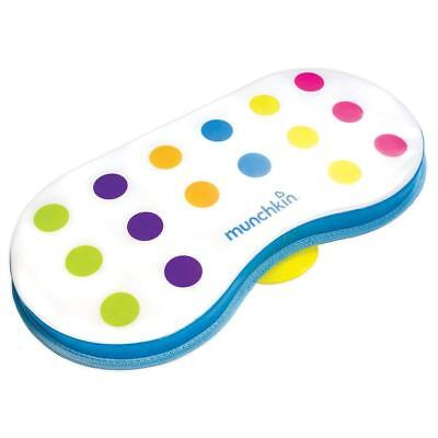 Best Bathtime Kneeling Pad Munchkin Dandy Dots Bath Kneeler Comfort Colourful