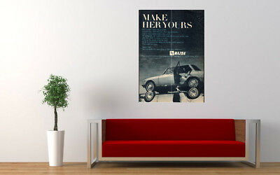 DODGE CHARGER CAR POSTER Photo Picture Poster Print Art A0 A1 A2 A3 A4 AA798
