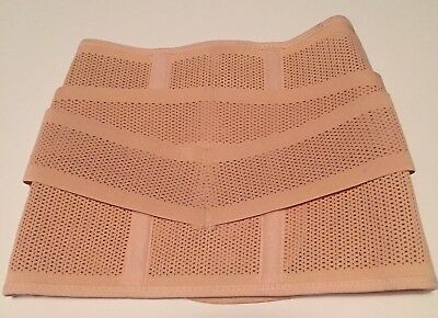Adjustable Postpartum Recovery Belly Waist Tummy Belt Supporter Wrap Band  ~ S