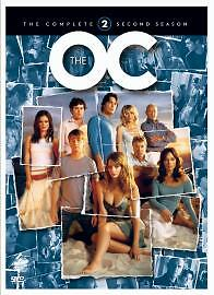 OC Season 2 Genuine UK DVD – UK Preowned – FAST DISPATCH