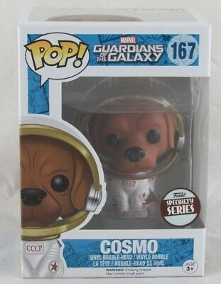 Funko Pop! Marvel Guardians of the Galaxy Cosmo #167 Funko Specialty Series