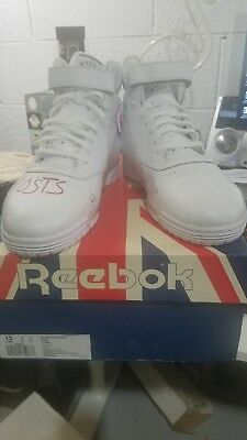 Reebok Ex-O-Fit Hi Clean St Stranger Things Sz 13