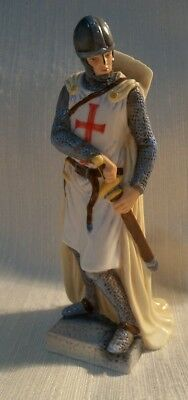 Royal Doulton Icon Series KNIGHT OF THE CRUSADES Figurine #HN5657 - NEW / BOX!
