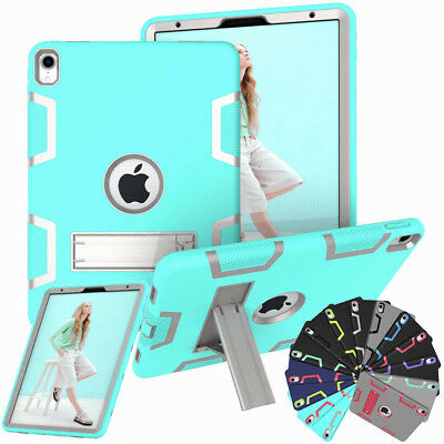 """For Apple iPad Pro New 11"""" Inch 2018 Military Protective with Stand Case Cover"""