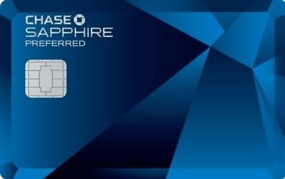 Chase Sapphire Preferred Credit Card Bonus 50K Points Referral+Extra $55 from me