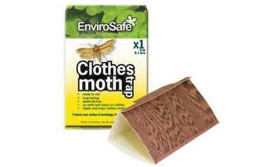 PESTROL CLOTHES MOTH TRAP – ENVIROSAFE OZ STOCK Fast and Free
