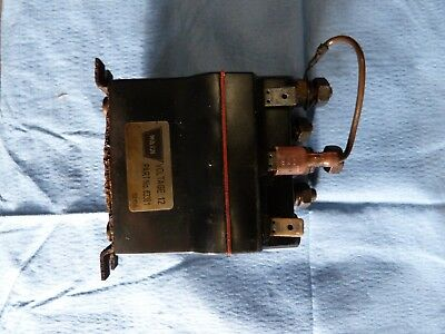 Warn Winch 3700 Control Solenoid Assy Part Number 63381 Used & Tested Genuine