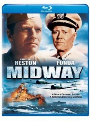 Midway Blu-ray New DVD Ships Fast