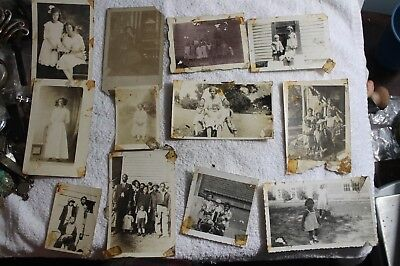 1920S AN UP Photo Pictures African American  Black Americana SCHOOL CHILDREN
