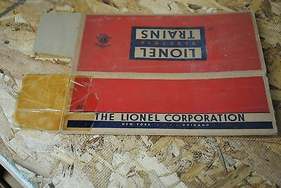 Lionel 60 Lionelville Rapid Transit Trolley (Classic) Box Only