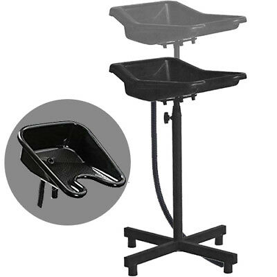 Portable Plastic Sink for wash point. Hair Wash Basin for Mobile Hairdressers