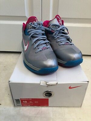 pretty nice d2b47 59258 Nike Lebron 9 Low Fireberry Size 10