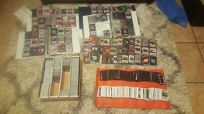 Star Wars CCG Decipher Card Lot Collection