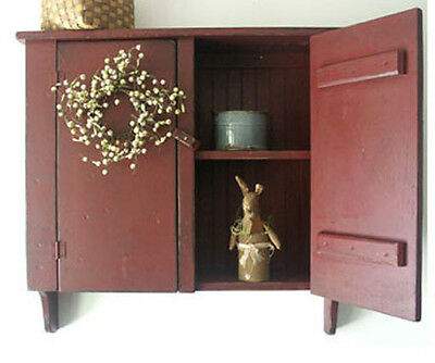 Primitive Hanging Wall Cupboard Pattern WN140