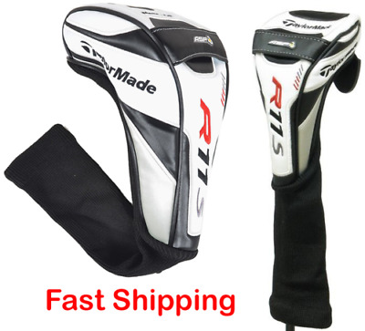 Golf Head Cover - Taylormade R11s Driver or 3 4 5 7 fairway wood Headcover