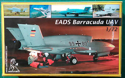 Unicraft Eads Barracuda Uav Bundeswehr Drohne 172 Resin Kit