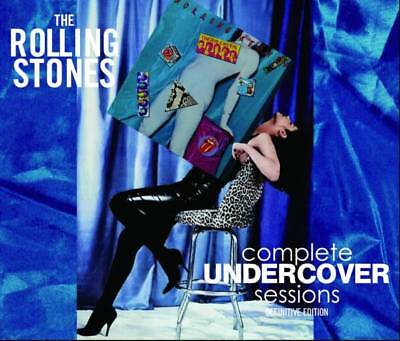 ROLLING STONES /COMPLETE UNDERCOVER SESSIONS 6xCD  ■ F/S