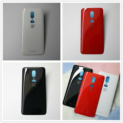 FOR ONEPLUS 6 1+6 Repair Parts Rear Panel Housing Glass