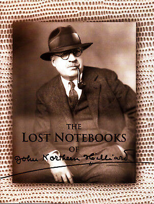 The Lost Notebooks of John Northern Hilliard Magic Book-1st Ed-Cards-Gambling